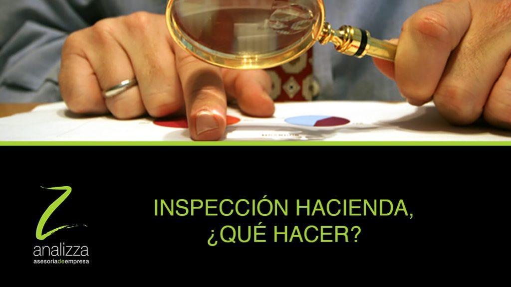 inspeccion hacienda renta