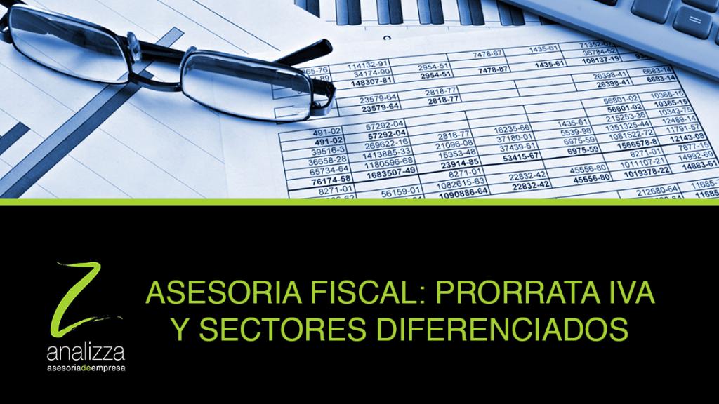 Analizza Asesoria Fiscal Malaga Prorrata Iva