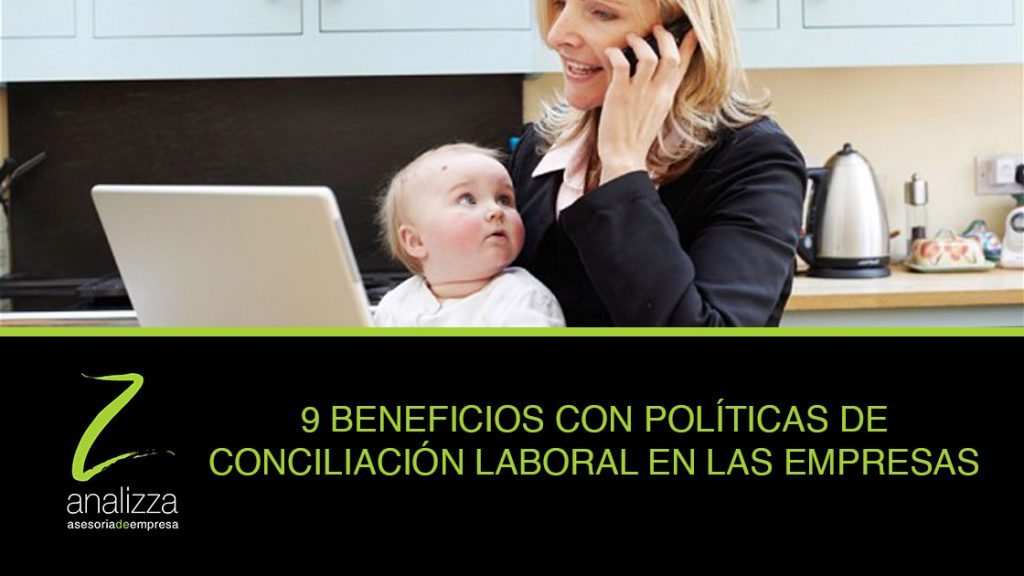 Cabecera beneficios conciliacion laboral y familiar asesoria malaga